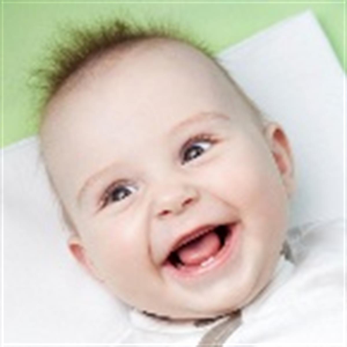 El Color De Los Ojos Del Recién Nacido Healthychildren Org