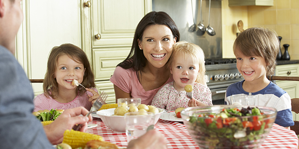 5 Easy Ways to Improve Your Family's Eating Habits: - HealthyChildren.org