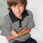 causas de dolor de estomago en los ninos