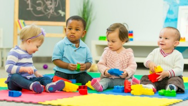 Making Baby Drop Off at Child Care Easier - HealthyChildren org