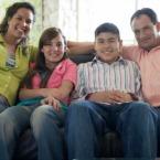 Bisexual foster parenting