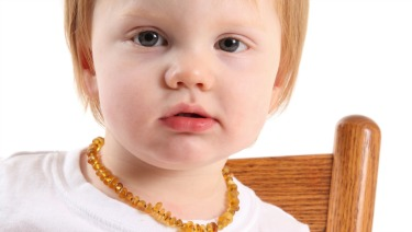 Amber Teething Necklaces A Caution For Pas