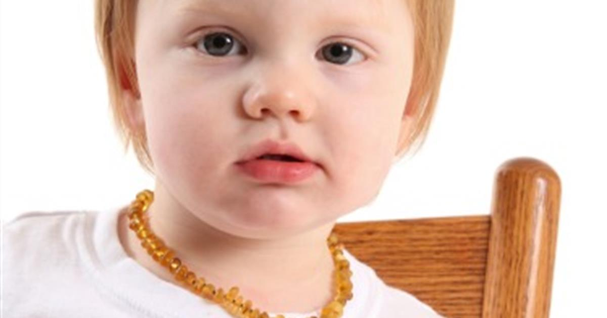 Collares De ámbar Para La Dentición De Los Bebés Los Padres Deben Tener Cautela Healthychildren Org