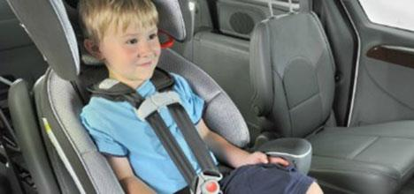 Forward-Facing Car Seats for Toddlers & Preschoolers