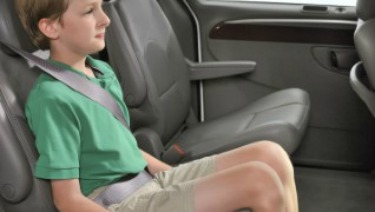 Older Children Seat Belts
