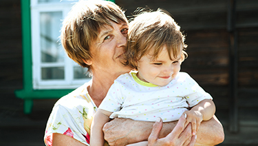 Tips for Grandparents of a 2-Year-Old - HealthyChildren org