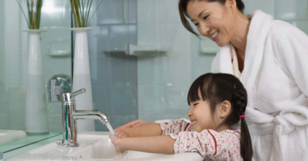 Hand Washing: A Powerful Antidote to Illness - HealthyChildren.org