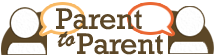Parent to Parent Logo