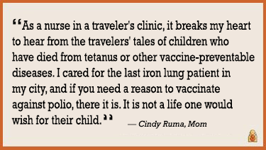 WhyIVax Parent Quote
