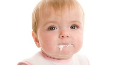 Why Babies Spit Up Healthychildren Org