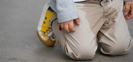 Daytime Accidents & Bladder Control - HealthyChildren.org