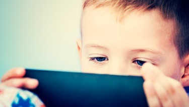 Give Your Child's Eyes a Screen-Time Break: Here's Why