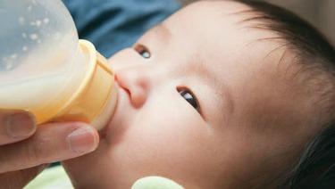 Choosing an Infant Formula - HealthyChildren org