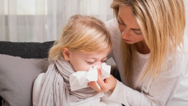 Caring for Your Child's Cold or Flu - HealthyChildren.org