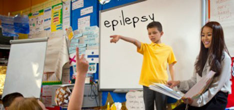 Children with Epilepsy at School - HealthyChildren.org Throat Cancer From Tobacco