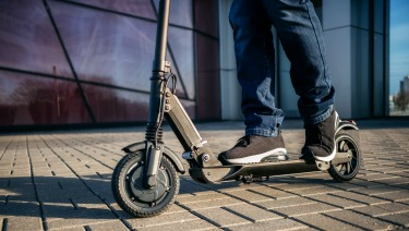 E-Scooters Aren't for Kids: AAP Urges Safety Rules