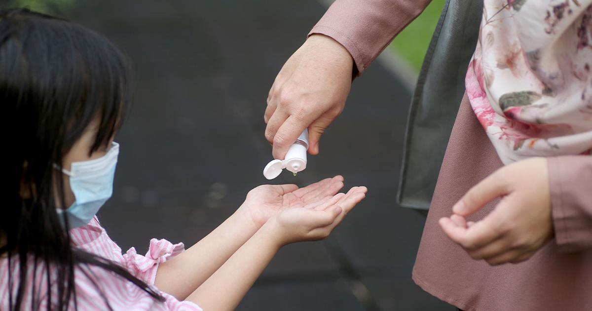 Hand Sanitizers: Keep Children Safe from Poisoning Risk -  HealthyChildren.org