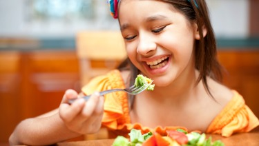 Editorial Every Child Needs Nourishment >> Childhood Nutrition Healthychildren Org