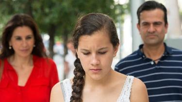 Teens pee testing