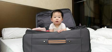 Hotel Dangers that Put Baby Safety at Risk