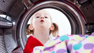 Image result for toddler helping with laundry