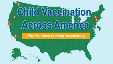 Vaccine Protection How Healthy Is Your Community - Biome map of us