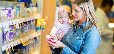 Using Over-the-Counter Medicines With Your Child