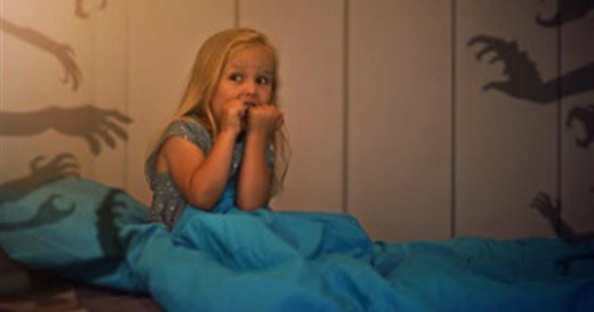 Nightmares and Night Terrors in Preschoolers - HealthyChildren.org