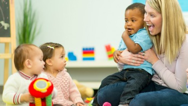 Why Quality Matters In Early Child Care Aap Policy Explained