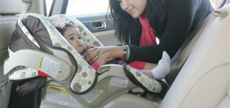 Are You Using Your Rear-Racing Only Car Seat Correctly?