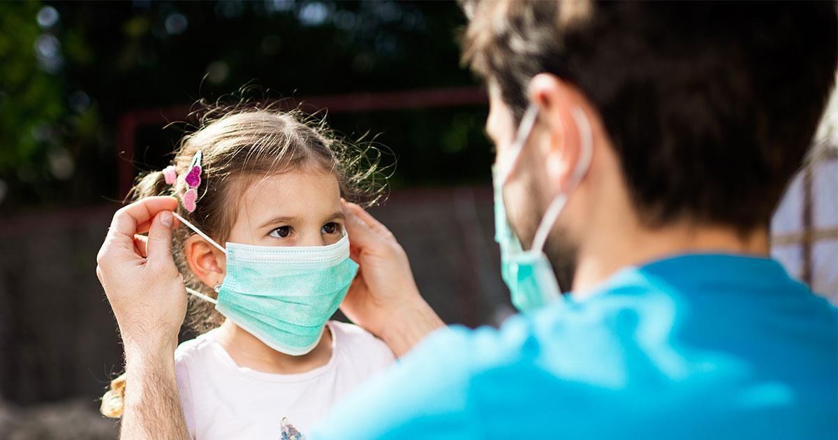 Face Masks for Children During COVID-19 - HealthyChildren.org