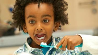 Dental Health & Hygiene for Young Children - HealthyChildren org