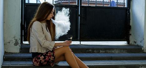 How Cigarette Advertisements Influence Teens