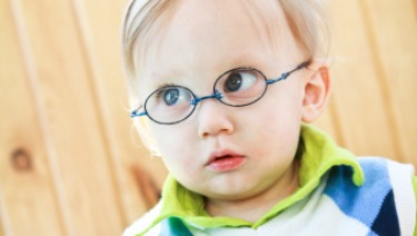Warning Signs of Vision Problems in Infants & Children
