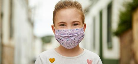 Mask Mythbusters: 5 Common Misconceptions about Kids & Cloth Face Coverings