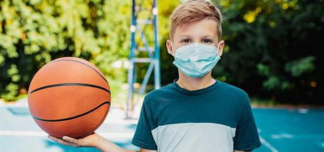 Masks & Sports: Should Youth Athletes Wear Face Coverings During COVID-19? - HealthyChildren.org