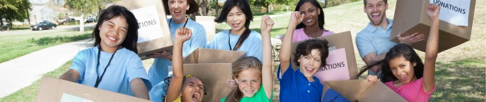 getting involved in your community healthychildren org