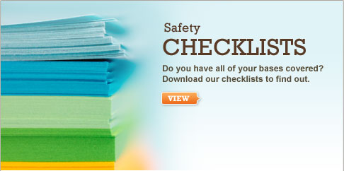 Safety Checklists