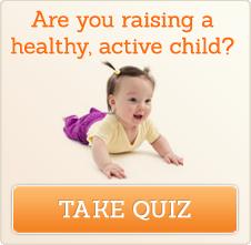 Healthy, active children