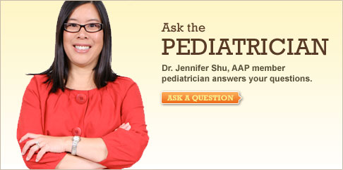 Ask the pediatrician
